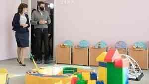 В Архангельске начал работу новый детский сад на 280 мест