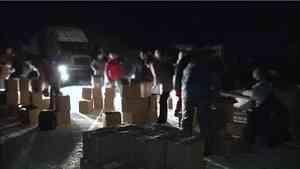 Архангельские полицейские изъяли из незаконного оборота крупную партию алкоголя и табака