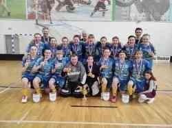«Наука-САФУ» стала чемпионом России по флорболу в 12-й раз
