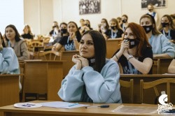 В САФУ стартовал финальный этап Национального конкурса «Краса студенчества России – 2021»