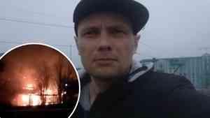 Доставил суши и спас человека: в Няндоме курьер предотвратил огненную смерть
