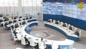 Министр МЧС России дал старт Всероссийскому командно-штабному учению