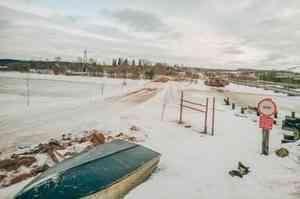 В Архангельской области закрыты все ледовые переправы