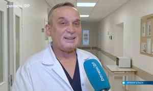 Архангельскому хирургу  Николаю Галашеву присвоено звание «Заслуженный врач Российской Федерации»