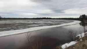 Архангельские подростки ушли в открытое плавание во время свидания на льдине