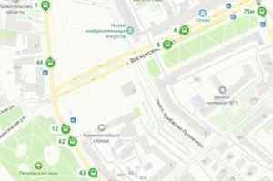 Яндекс стал показывать перемещение автобусов в Архангельске