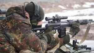 В подразделениях Росгвардии Архангельской области определили сильнейших стрелков
