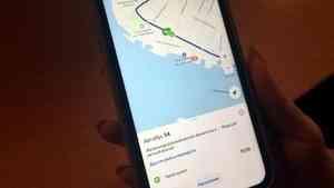 Внутригородские автобусы Архангельска появились на сервисе «Яндекс.Карты»