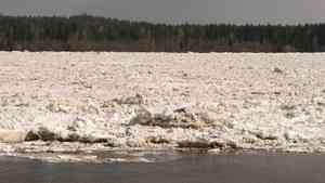 Муниципальные образования Архангельской области готовятся к ледоходу