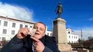 Архангелогородец снял клип на рэп о столице Поморья