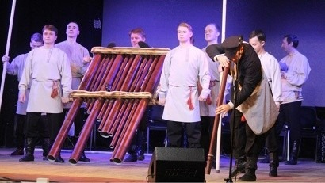 Северный хор встретили в Великом Устюге овацией