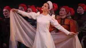 Северный хор сорвал овации в Великом Устюге