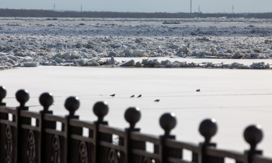 Приход ледохода вАрхангельск ожидают 20–21апреля