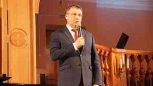 В Архангельске в День памяти Михаила Ломоносова прошёл концерт