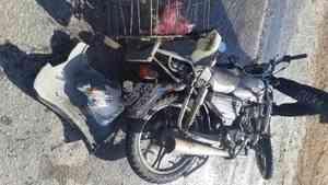 В Холмогорском районе мотоциклист попал в больницу после столкновения с «Фордом»