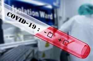 За сутки в Поморье зафиксировано 72 случая коронавируса