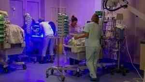 Врачи перинатального центра Архангельска спасли малыша с врожденным пороком сердца