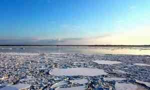 Ледоход в Архангельске ожидают сегодня ночью