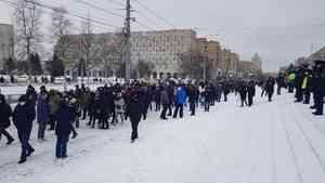 Полиция Поморья напомнила жителям об ответственности за участие в митингах