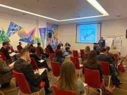Представители САФУ приняли участие вмеждународном семинаре «Инновации для зелёной иголубой инфраструктуры городов Северной Евразии. Трансфер, регионализация, планировочные стратегии инаправления развития»