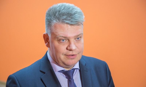 Андрей Багрецов избавился от«и.о.» вназвании должности министра