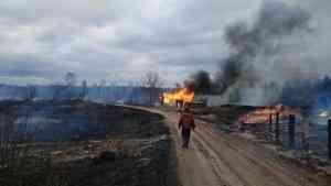Прокуратура проверит готовность населенных пунктов к пожароопасному сезону