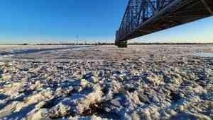 Северная Двина в районе Архангельска очистится ото льда до конца недели