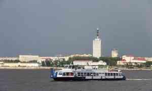 Водная навигация вАрхангельске откроется 28апреля