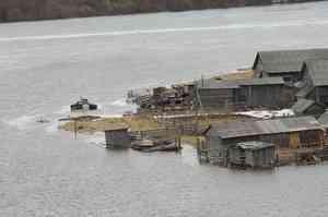В Поморье прогнозируют повышение уровней воды на выходных