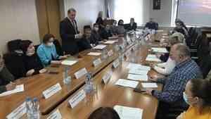 Ваге Петросян находится с рабочим визитом на юге Архангельской области