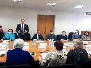 В Коряжме с рабочим визитом побывал первый заместитель губернатора Архангельской области, руководитель администрации губернатора и правительства региона Ваге Петросян
