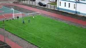 У Архангельского педколледжа появился свой мини-стадион