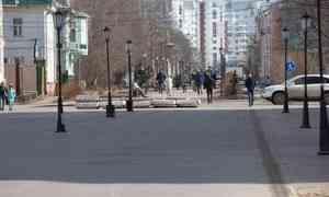 4 мая в Архангельске будет +7°С