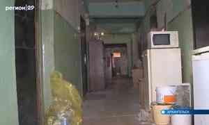 Крышу потушили, ножить невозможно: жильцы дома наулице Гагарина вАрхангельске просят помощи