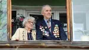 В Северодвинске под окнами ветерана Великой Отечественной играл духовой оркестр
