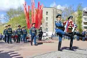 Руководство и сотрудники МЧС России возложили цветы в память о погибших в годы Великой Отечественной войны