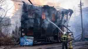 Пожар в Доме Брагина в Архангельске устроил подросток