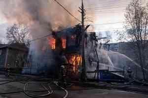 Дом Брагина в Архангельске сгорел из-за курящих подростков