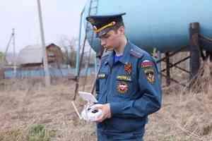 В Новосибирской области введены дополнительные меры по недопущению возникновения пожаров