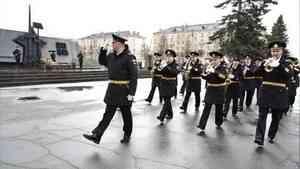 Северодвинск салютует солдатам Победы