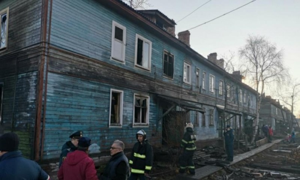 Впожаре впоселке Турдеевск погибли мужчина, женщина ималенький ребёнок