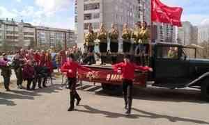 140 концертов дали накануне Дня Победы исегодня, 9мая, выездные агитбригады культурных центров Архангельской области