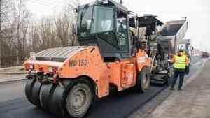 В рамках нацпроекта в Архангельске начался ремонт улицы Победы