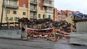 В Архангельске стартовали работы по реставрации Дома Киселева