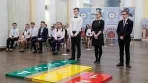 В седьмом сезоне «Наследников Ломоносова» участие приняли 128 школьников