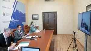 Александр Цыбульский принял участие в совещании по вопросам обеспечения устойчивости региональных бюджетов