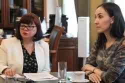 Представители САФУ и НАО обсудили проекты в рамках НОЦ «Российская Арктика: новые материалы, технологии и методы исследования»