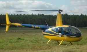 В Архангельской области разбился вертолёт. Один человек погиб, два пострадали, ещё один пропал без вести