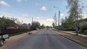 На дорогах Архангельской области за минувшие сутки сбили двоих велосипедистов