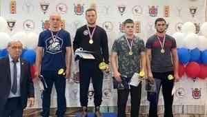 Спортсмены Поморья взяли 3 медали на всероссийском турнире по греко-римской борьбе
